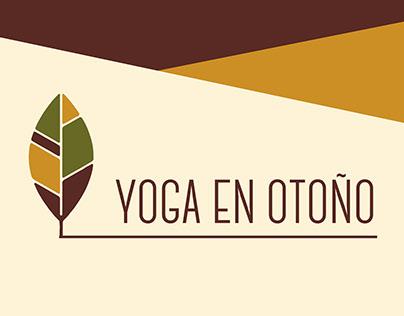 Yoga en Otoño | Social media campaign