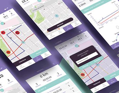 Biped - App para ciclistas urbanos