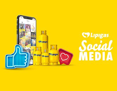 Lipigas - Social Media