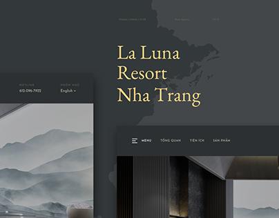 Swisstouches La Luna Resort Website