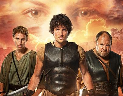 BBC One: Atlantis Series II | Art Direction and Key Art