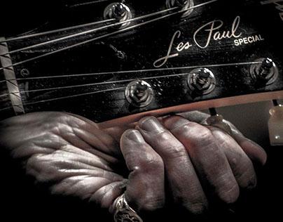 Jazz Portraits - Original Stylized Photography