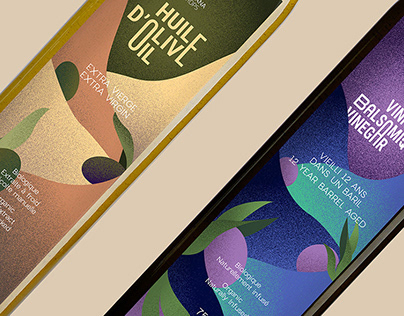 Toscana Drops - Packaging