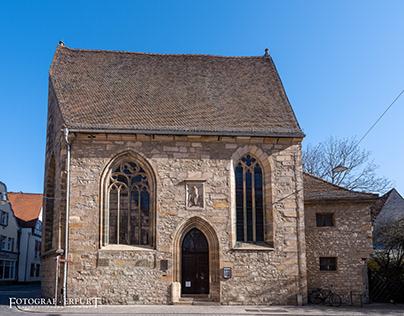 The Michaeliskirche in Erfurt Germany