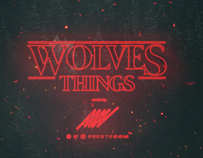 Wolves Things