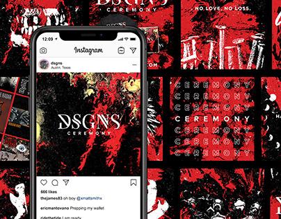 DSGNS Social Media Marketing