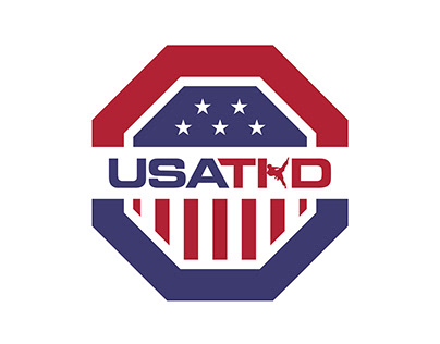 Logo & Branding - USA Olympic TKD Team
