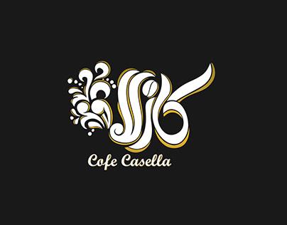 Cafe Casella logo design