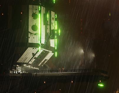 Rainy Outpost