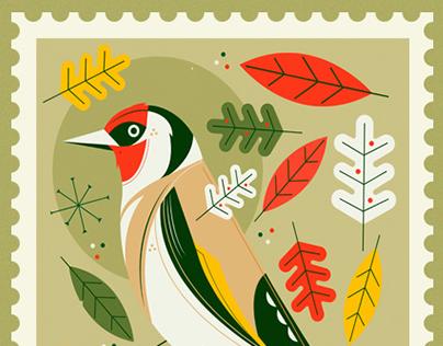 Nature Stamp Prints