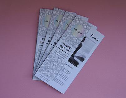 Brochure | Tea's Boutique