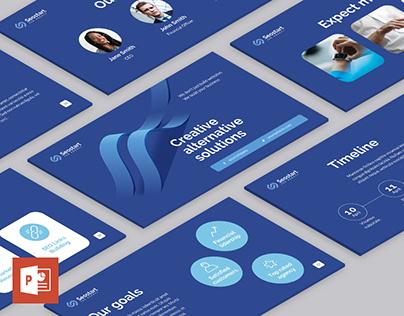 SEO Agency PowerPoint Presentation Template