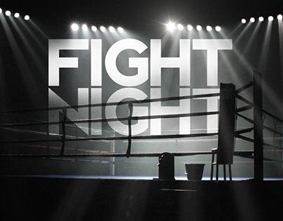 FIGHT NIGHT // TITLE