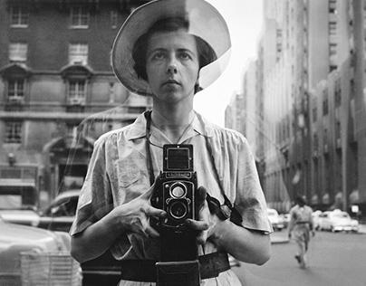 Photos by Vivian Maier