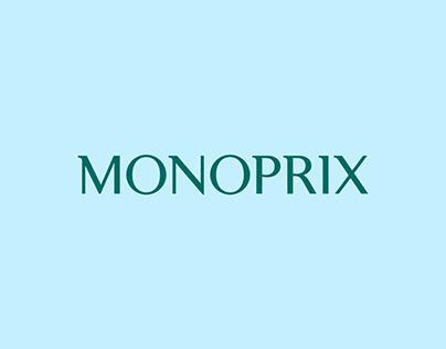 Monoprix - Dépliants RSE