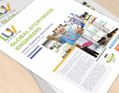 4-Page Brochures