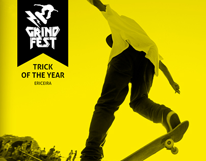 GrindFest - Trick of the year
