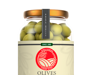 Olives Packaging