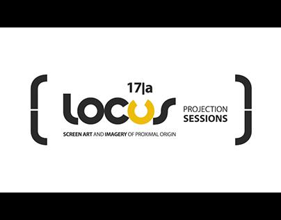 locus: logo and animation