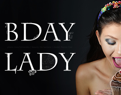 Bday Lady