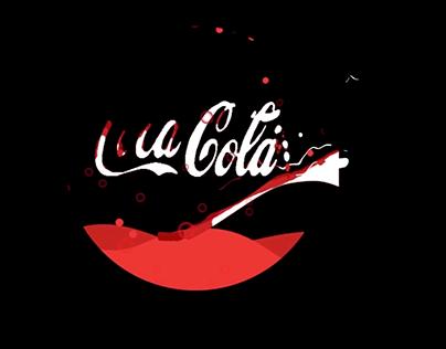 Animated Coca-Cola Logo