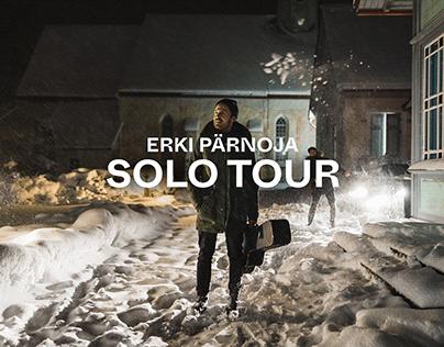 """LEVA"" - solo tour by Erki Pärnoja"