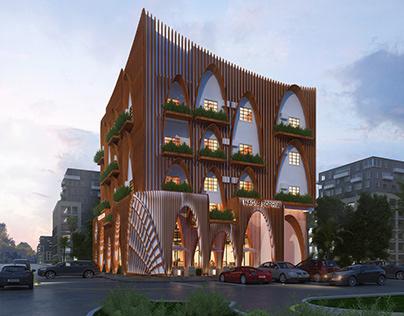 2020_ HAGIA BUILDING