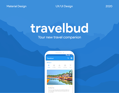 Android Presentation Travelbud