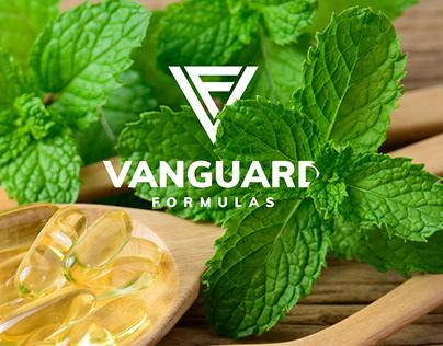 Logo for premium supplement brand