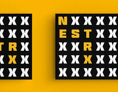 Branding NestrX uitzendbureau