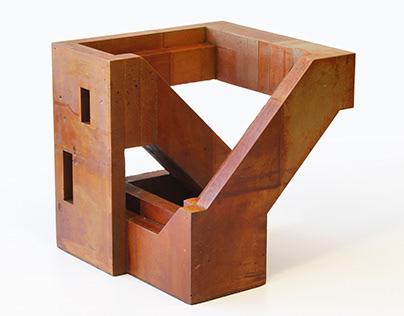 Cubic Geometry TWELVE:5 / OXYDIZED
