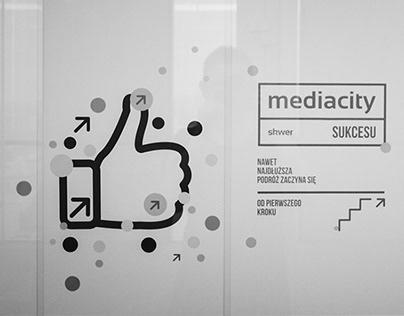 Wayfinding by Playstop / 01 / MediaSystem / Bydgoszcz