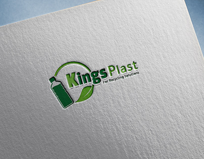 Kings Plast Website Logo