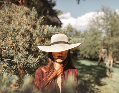 Lifestyle portrait Barbora