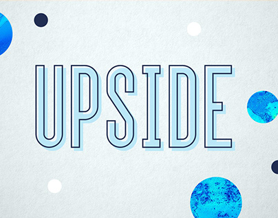 UPSIDE - Font family