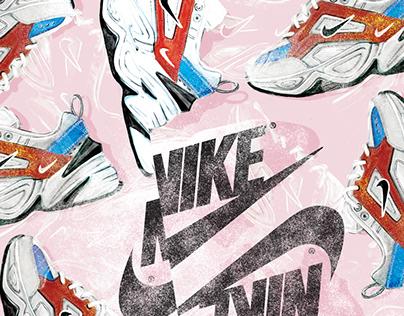Nike patterns