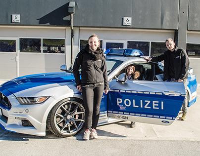 EVENT: Presseaufnahmen am Salzburgring
