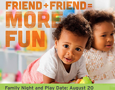 Ad for Kindercare Events