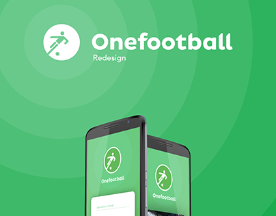 OneFootball Redesign
