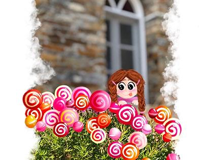 Daily Hidden Buddy the Little Candy Dreamer