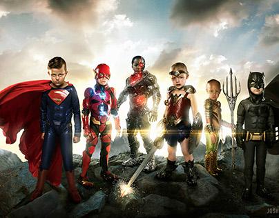 Kid Super Heroes