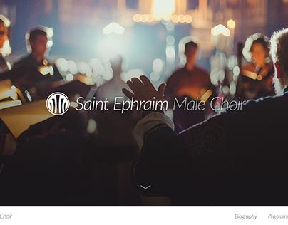 Saint Ephraim Male Choir Identitiy 2014/15