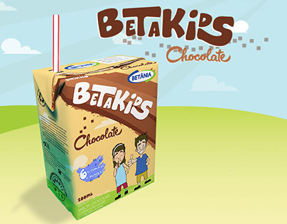 Redesign Betakids Chocolate