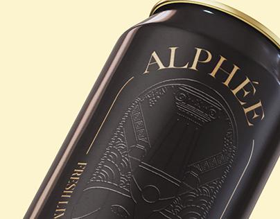 Brand Concept ALPHÉE
