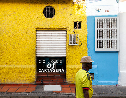 Colors from Cartagena