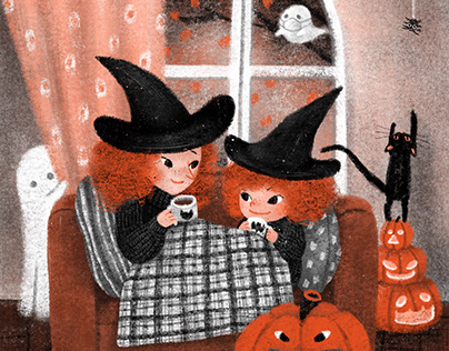 Witches Will Stay Home This Halloween