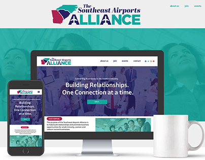 Southeast Airports Alliance Branding