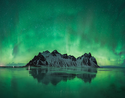 Winter Dreams: Colors of Iceland