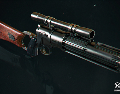 Classic EE-3 blaster
