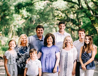 McMillan Family Photos